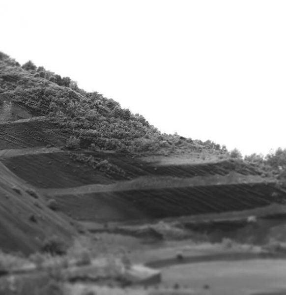 Volcán de Croscat. Foto de @panoramiccat