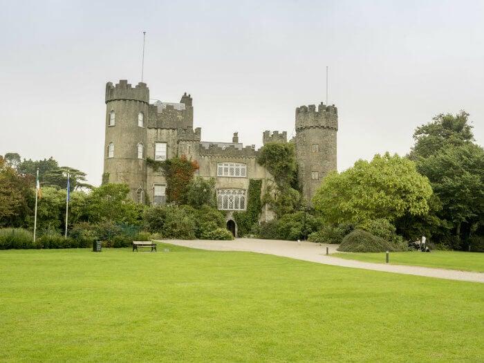 castillo dublin irlanda