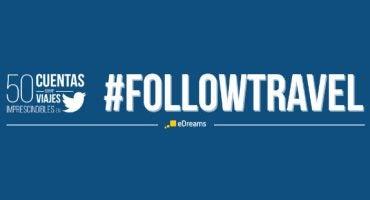 #FollowTravel: las 50 cuentas sobre viajes imprescindibles en Twitter