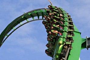 10 parques de atracciones para amantes de la adrenalina