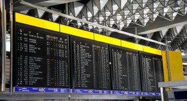 Posible huelga de controladores aéreos en Francia
