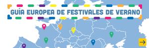 Guia festivales de verano en Europa