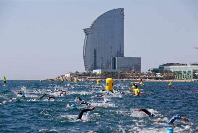 II Marnaton eDreams Barcelona – Hotel W