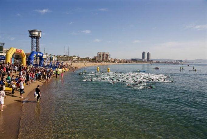 II Marnaton eDreams Barcelona – salida