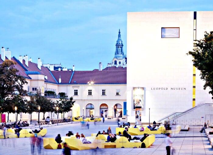 Leopold Museum de viena