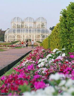curitiba jardin botanico