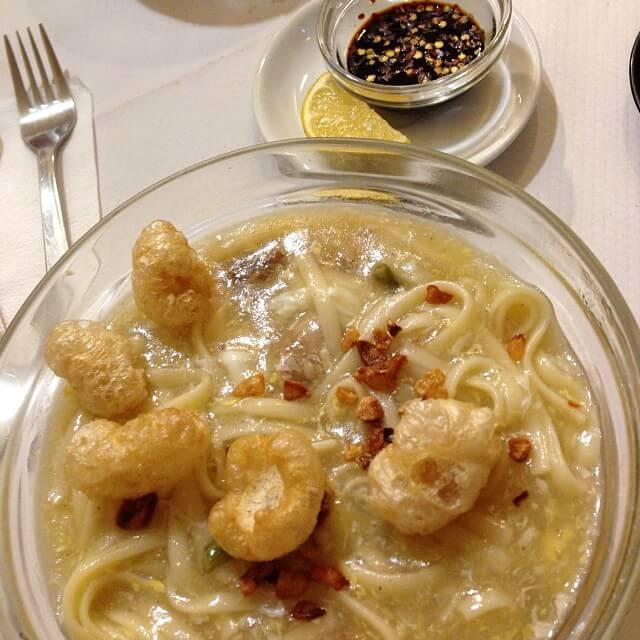 Restaurantes filipinos en barcelona