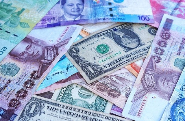 divisas del mundo