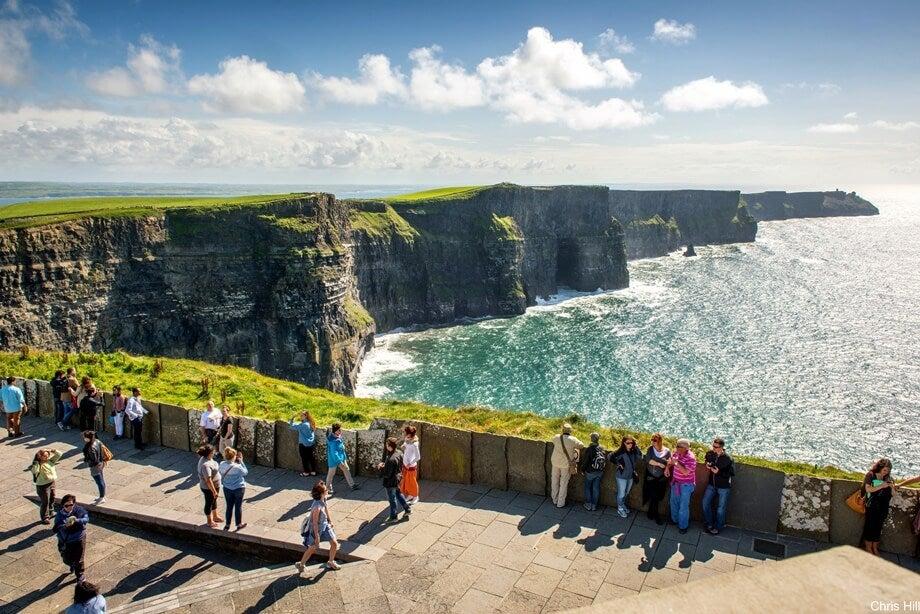 Rutas en Irlanda