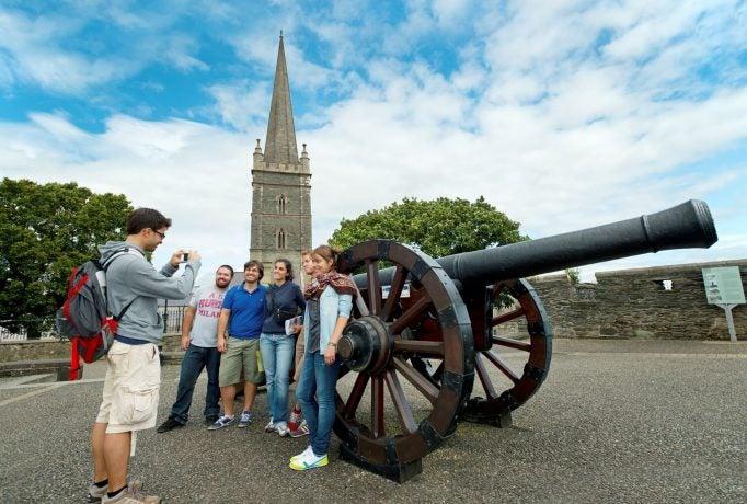 """La ciudad de Derry~Londonderry"""""""