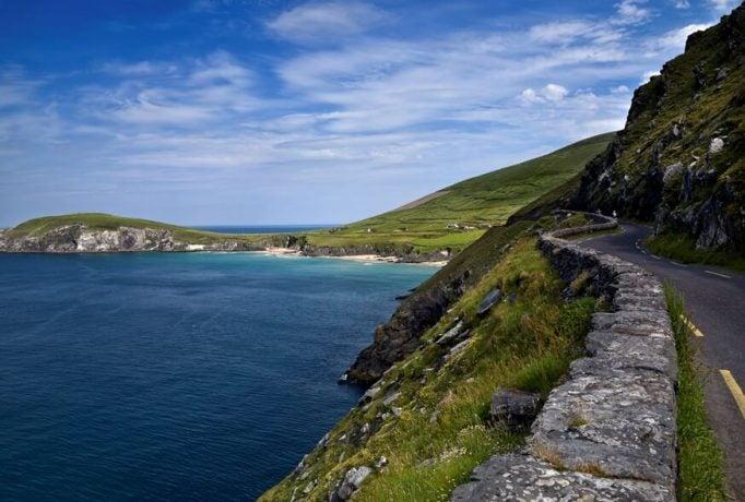 La península Slea Head del Condado de Kerry