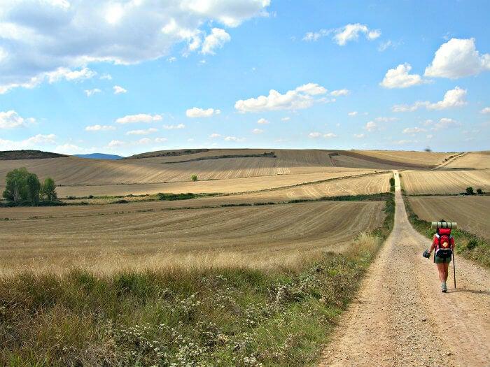 camino de santiago la rioja