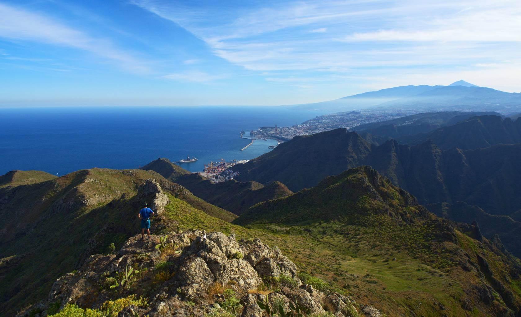 11 cosas que visitar en Tenerife. Bahía de santa cruz de tenerife