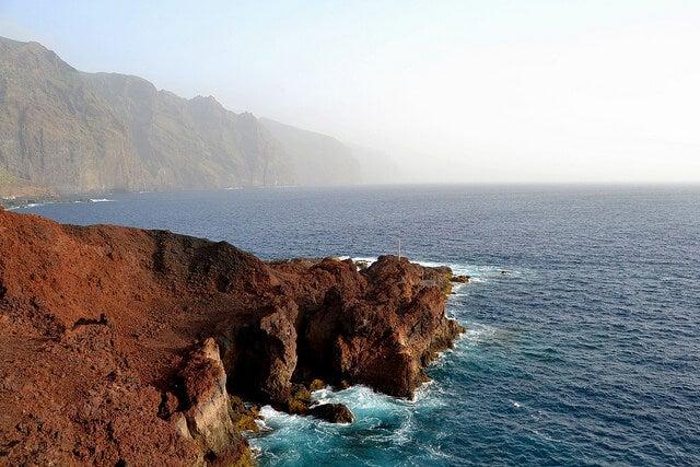 11 cosas que visitar en Tenerife. Punta de teno en Tenerife