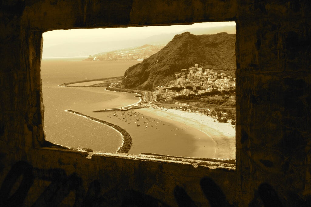 11 Razones para visitar Tenerife. Bunker de San Andres