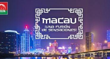 Gana un viaje para 2 personas a Macao