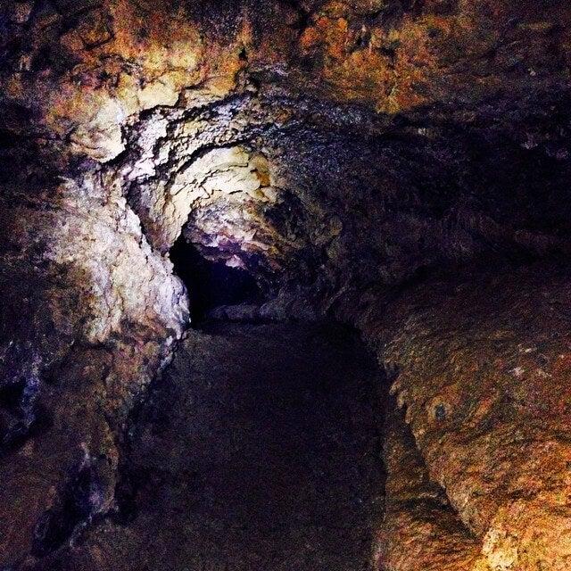 Razones para visitar Tenerife. Cueva del viento en tenerife