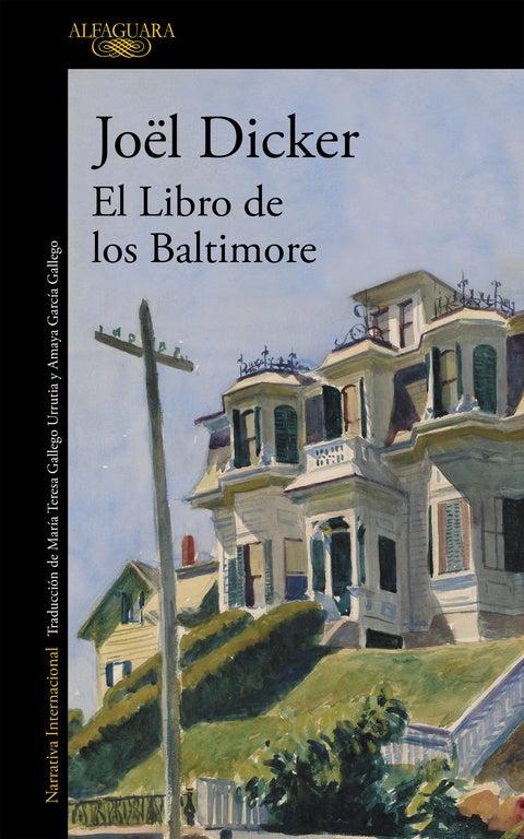 el libro de los baltimore (1)
