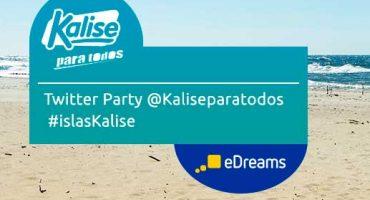 Disfruta del verano con una Twitter Party con Kalise