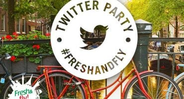 #FreshAndFly, la nueva Twitter Party con Licor del Polo