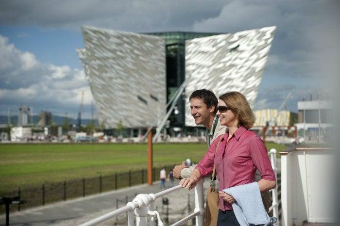 El Centro Interactivo Titanic Belfast