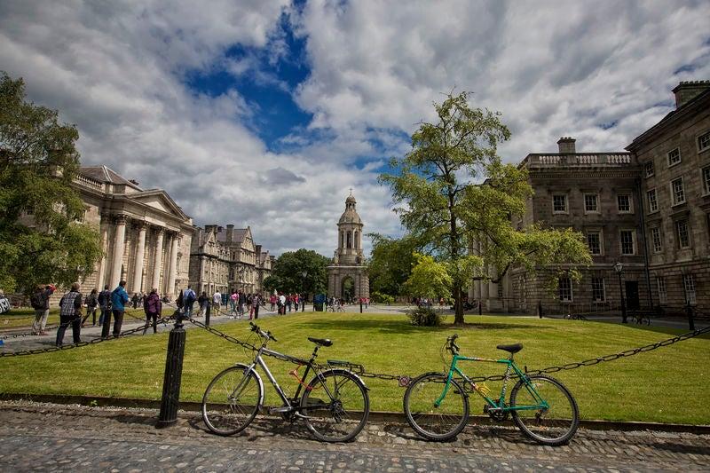 El Trinity College de Dublín