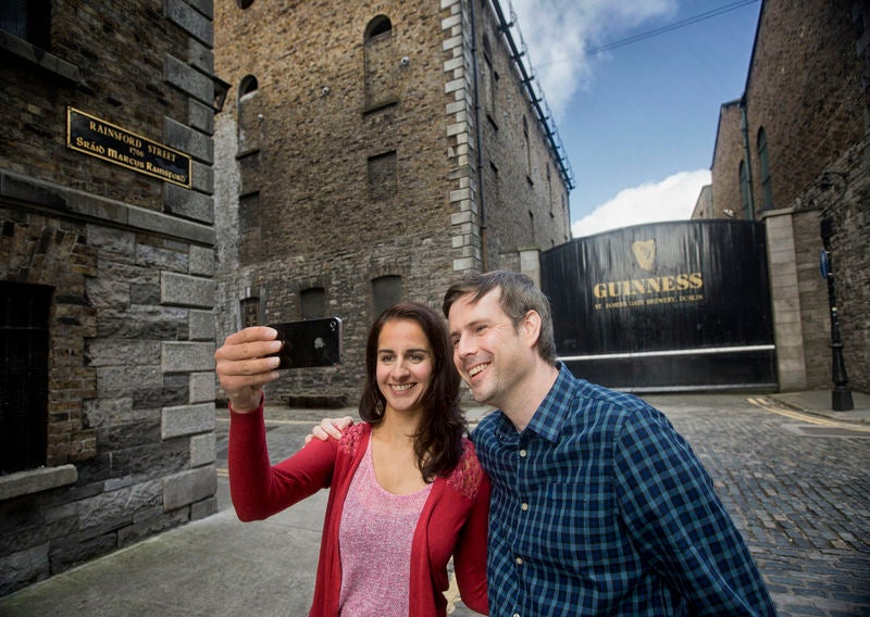 Guinness Storehouse en Dublín