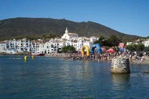 La Copa MARNATON eDreams se despide en Cadaqués con más de 1.100 nadadores