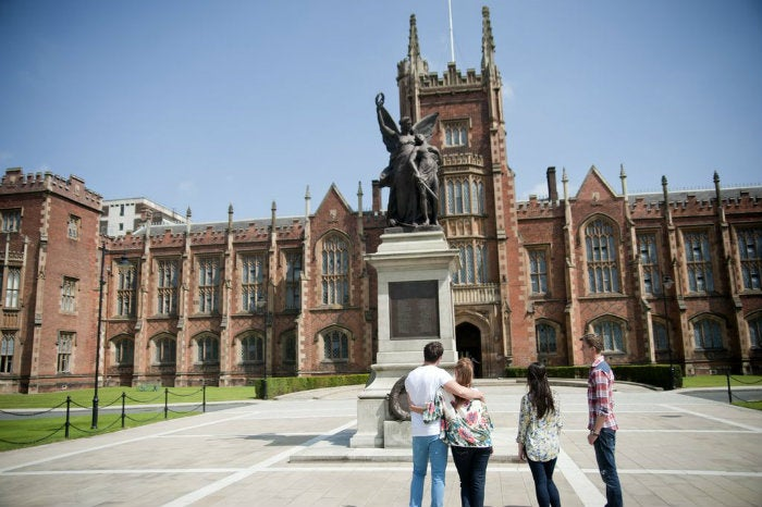Universidad de Queens de Belfast