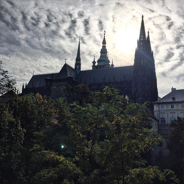 castelo praga