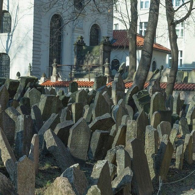 cemitério judeu de Praga