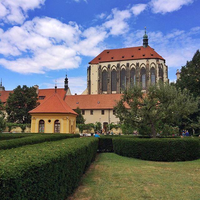 jardim franciscano praga