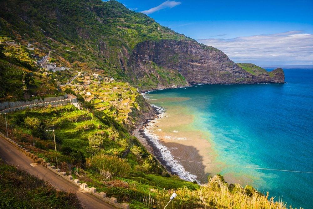 Madeira perfecta temperatura en invierno