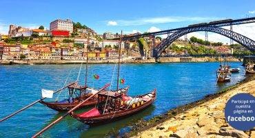 Gana un viaje a Oporto con Visit Portugal