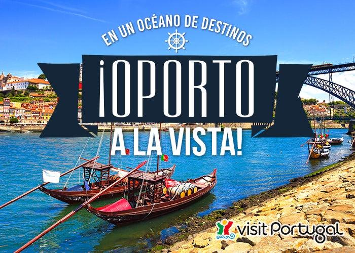 gana un viaje a Oporto