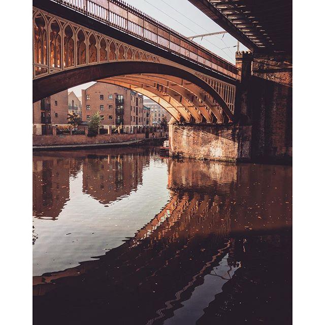 puente de castlefield en manchester