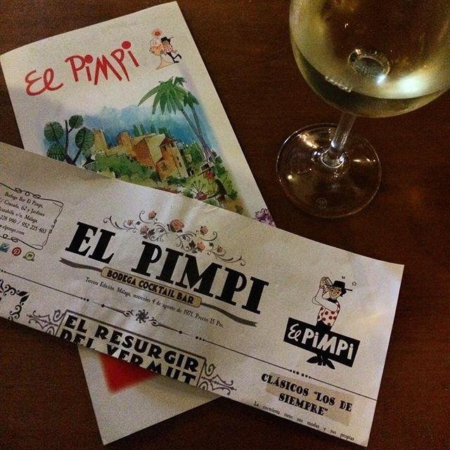 """Tasca """"El Pimpi"""", málaga"""