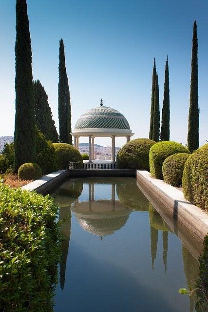 11 razones para visitar Málaga. Jardín Botánico de la Concepción