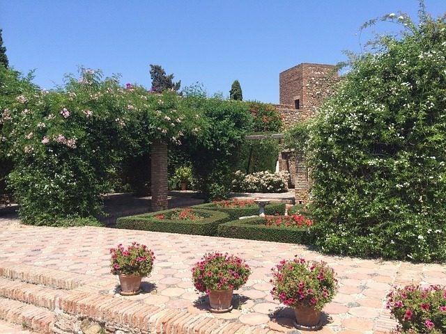 11 razones para visitar Málaga. Alcazaba