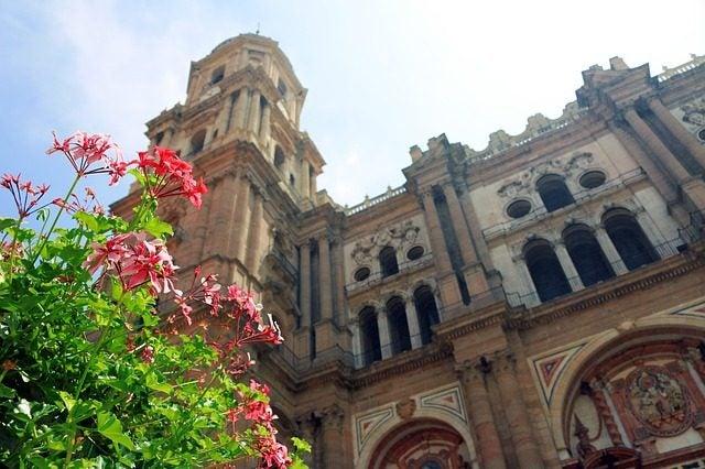 11 razones para visitar Málaga. Caterdral de la Encarnación