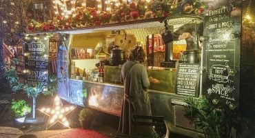 5 mercados de Navidad en Londres