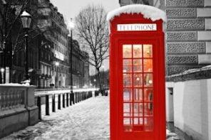 12 cosas que hacer en Londres en Navidad