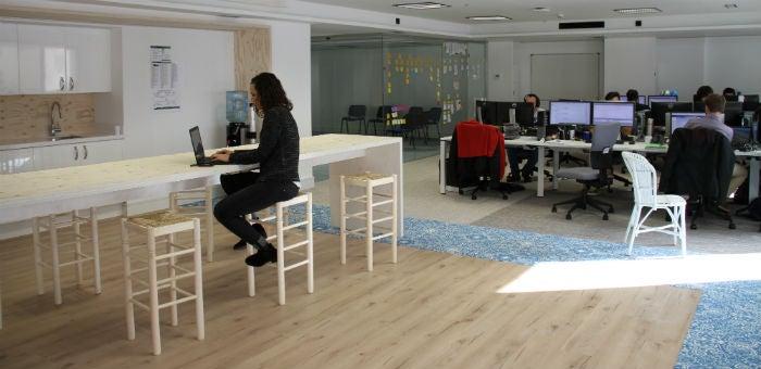 Edreams odigeo estrena oficina for Oficinas bbk en barcelona