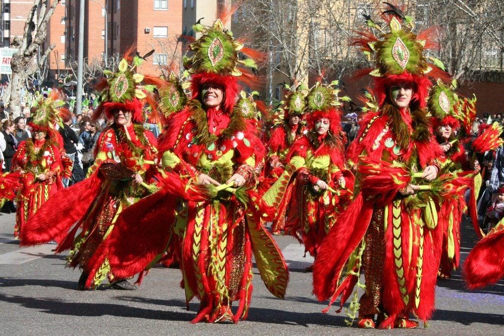 Los mejores destinos para disfrutar de los Carnavales. Carnaval Badajoz