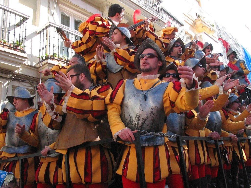 Los mejores destinos para disfrutar de los Carnavales. Cádiz