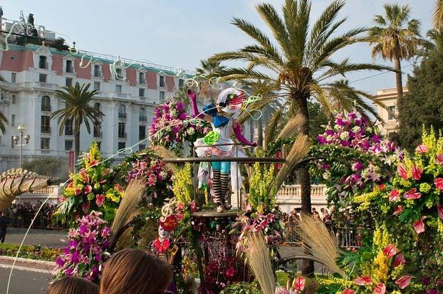 Los mejores destinos para disfrutar de los Carnavales. Carnaval Niza
