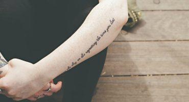 26 tatuajes para adictos a viajar