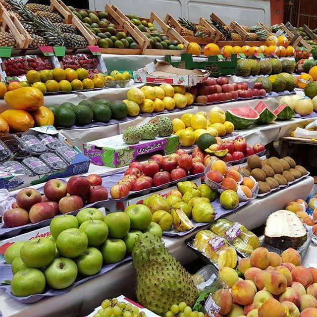 frutas de brasil
