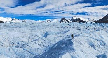 12 glaciares para quedarse helado