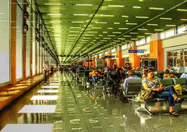 aeropuerto de casablanca